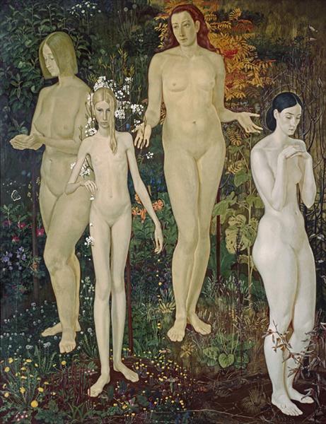 Seasons - Dmitri Zhilinsky