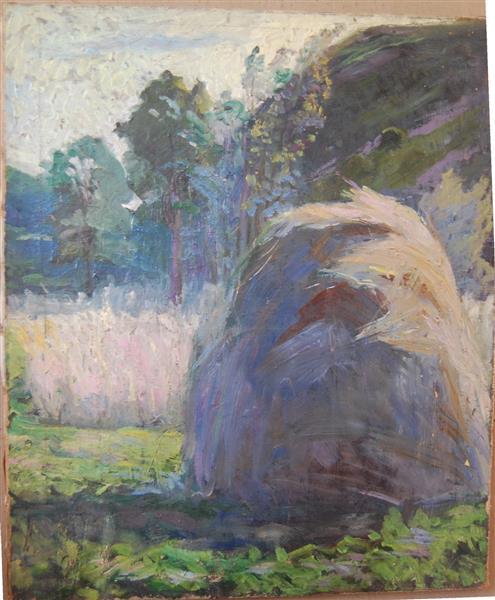 Haystack, 1910 - Hélène Guinepied