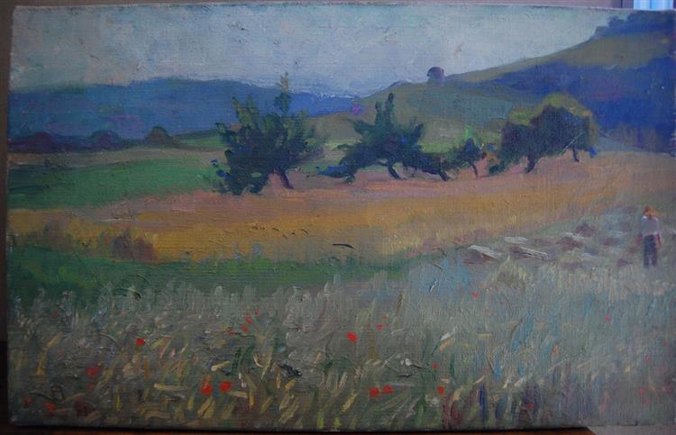 Summer, 1915 - Hélène Guinepied