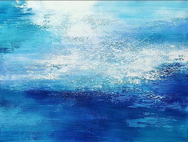 Blue Motion - Zoe Marmentini
