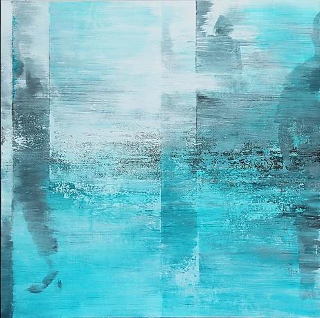 Turquoise Plaza - Zoe Marmentini