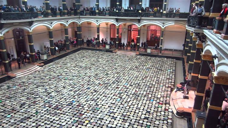 Stools - Ai Weiwei