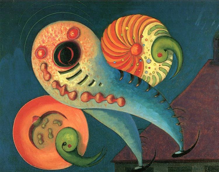 Vuelo De Medianoche, 1936 - Grace Pailthorpe