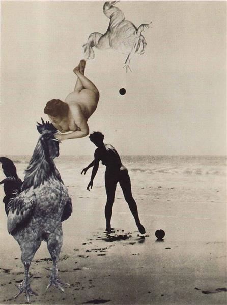 Untitled, c.1931 - Jindrich Styrsky