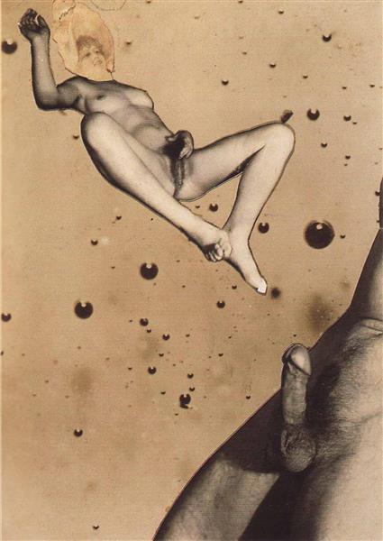 Untitled, c.1932 - Jindrich Styrsky