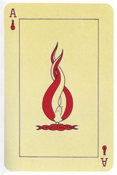 Ace   Flames, 1941 - The Game of Marseille