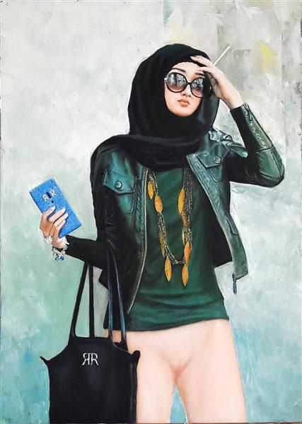 High fashion, 2018 - Husnu Konuk