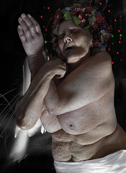 God's Bride, 2015 - Арт-тандем БМ Бабак-Матвєєв