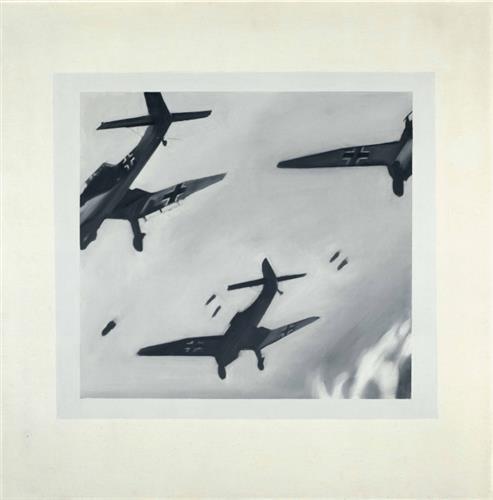 Stukas, 1964 - Gerhard Richter
