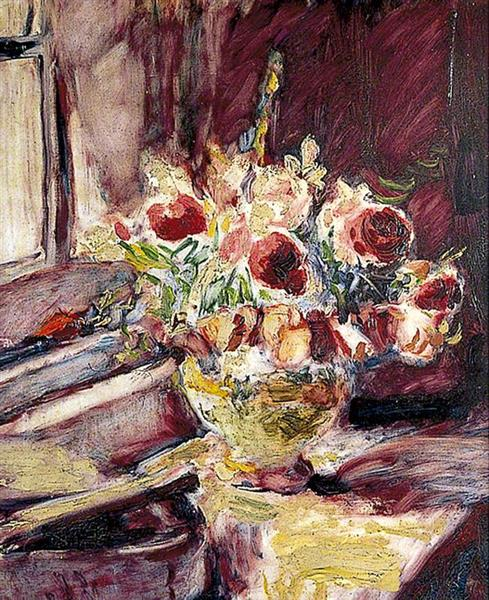 Flowers, c.1911 - Roderic O'Conor