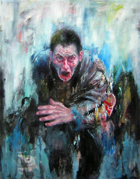Acontecimientos II, 2007 - Carmen Delaco