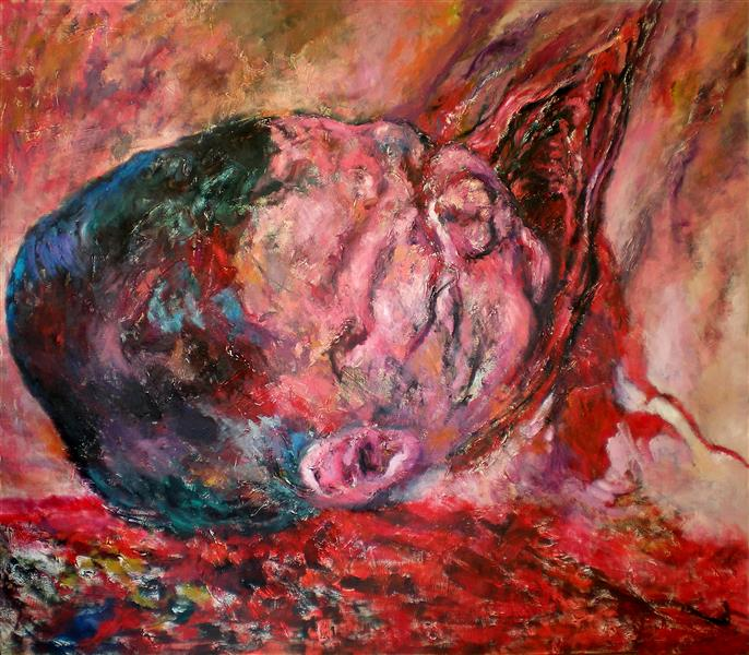 Birth III, 2010 - Carmen Delaco