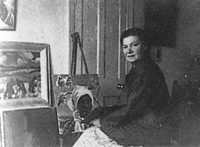 Maggie Laubser