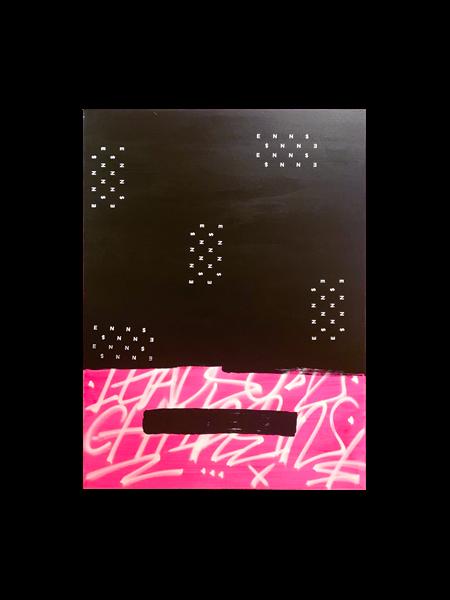 ENN$ in Fluor Pink, 2019 - 2020 - Enrique Enn