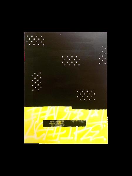 ENN$ In Fluor Yellow, 2019 - 2020 - Enrique Enn
