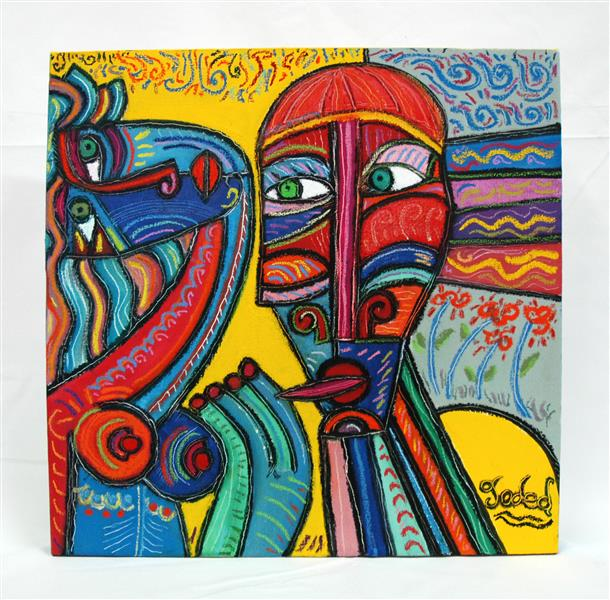 Besos y abrazos, 2007 - Jaime Goded