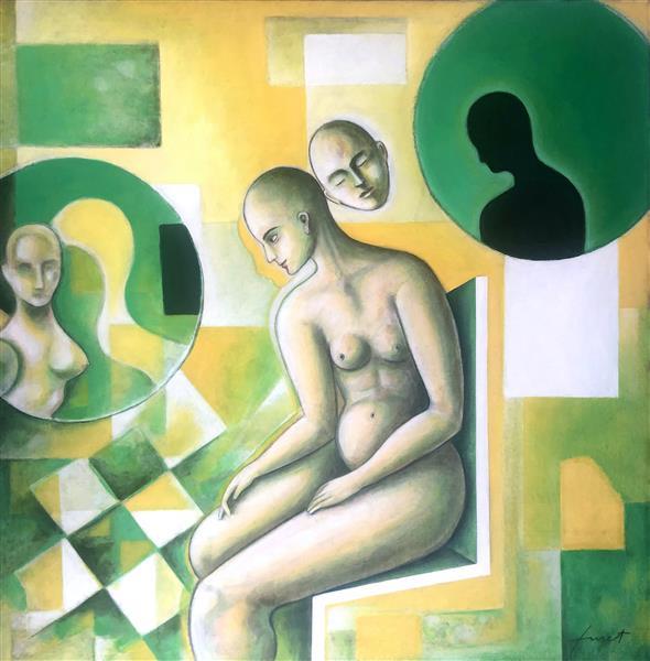 The Enigma of the Sphinx., 2004 - Joan Tuset Suau