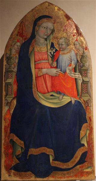 Virgen Con El Niño, 47 - Álvaro Pires de Évora