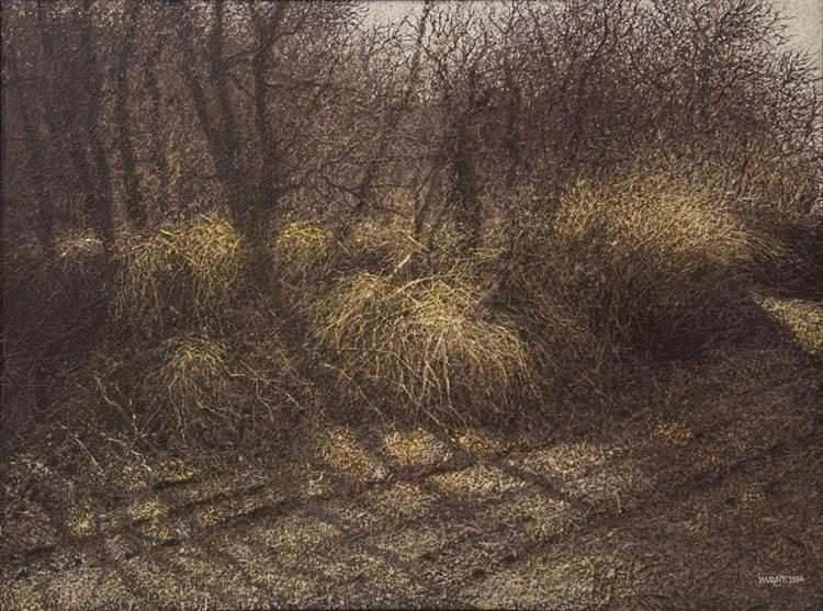 There were Shadows on the Road, 2004 - Ivan Marchuk