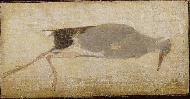 Dead Bird With Judas Medal, 1910 - Jan Mankes