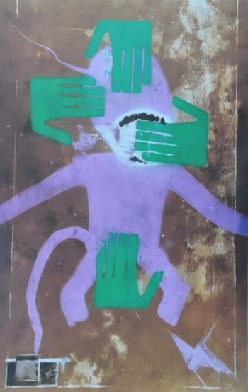 Vivisection, 1988 - 3D