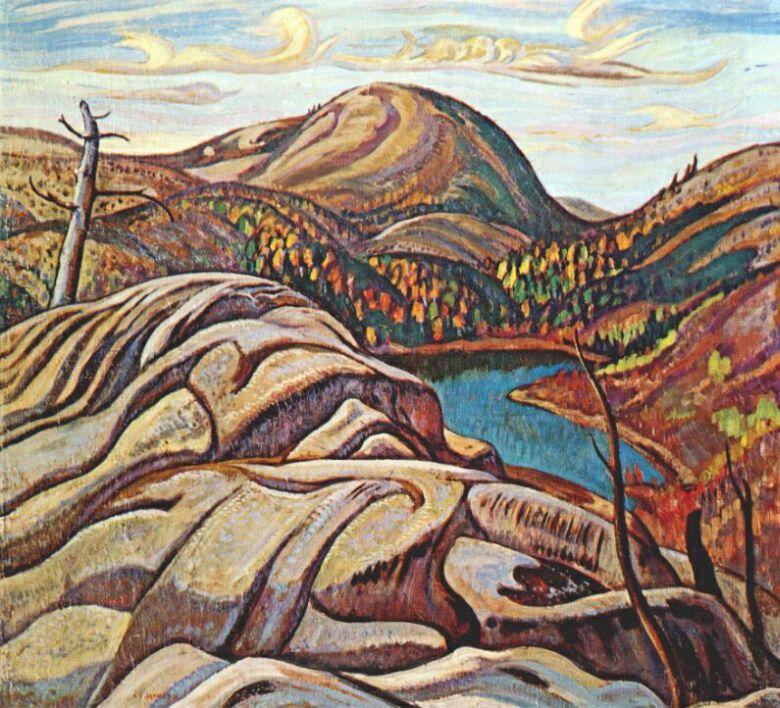 Nellie Lake, 1933