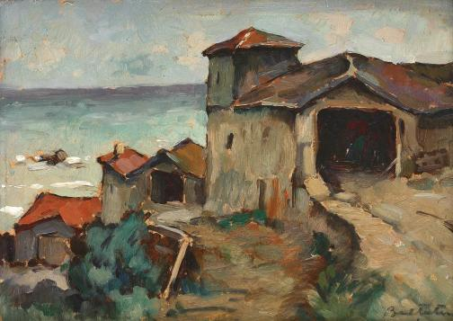 Mangalia Houses - Adam Baltatu