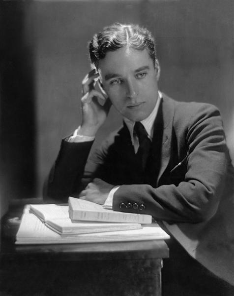 Charlie Chaplin, 1921 - Adolphe de Meyer