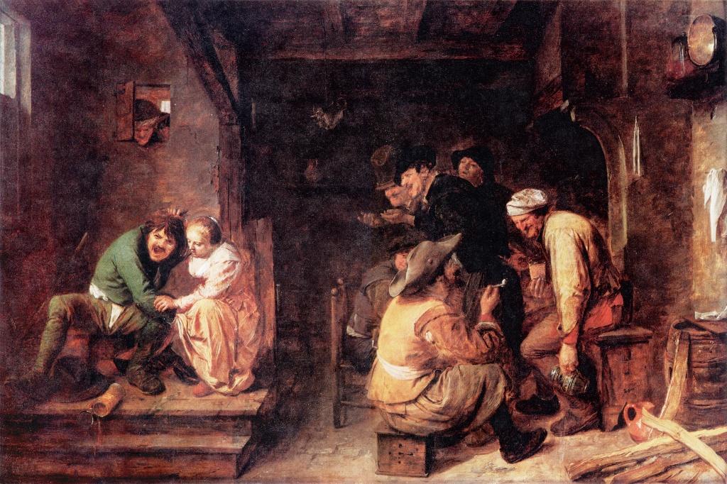 Tavern Scene, 1635