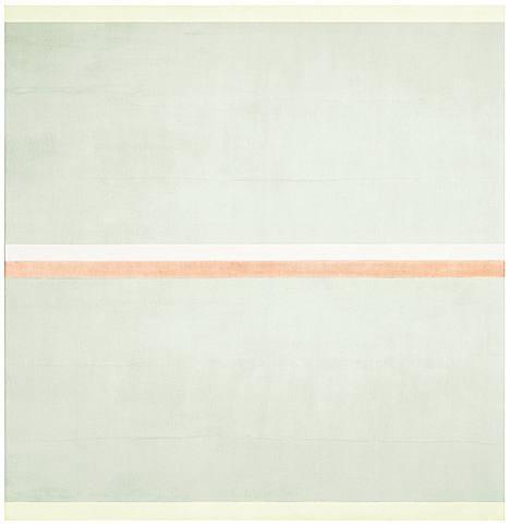 Gratitude, 2001 - Agnes Martin