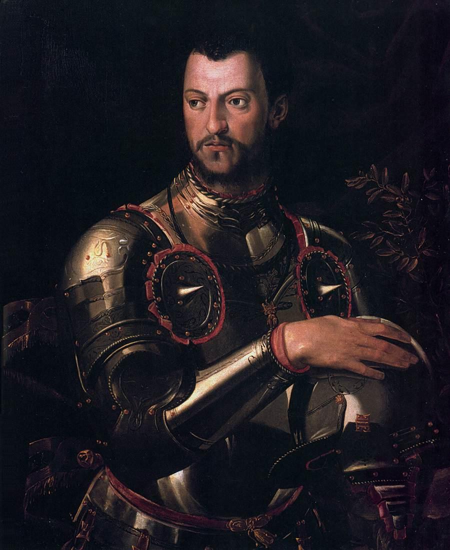 Portrait of Cosimo I de' Medici, 1550