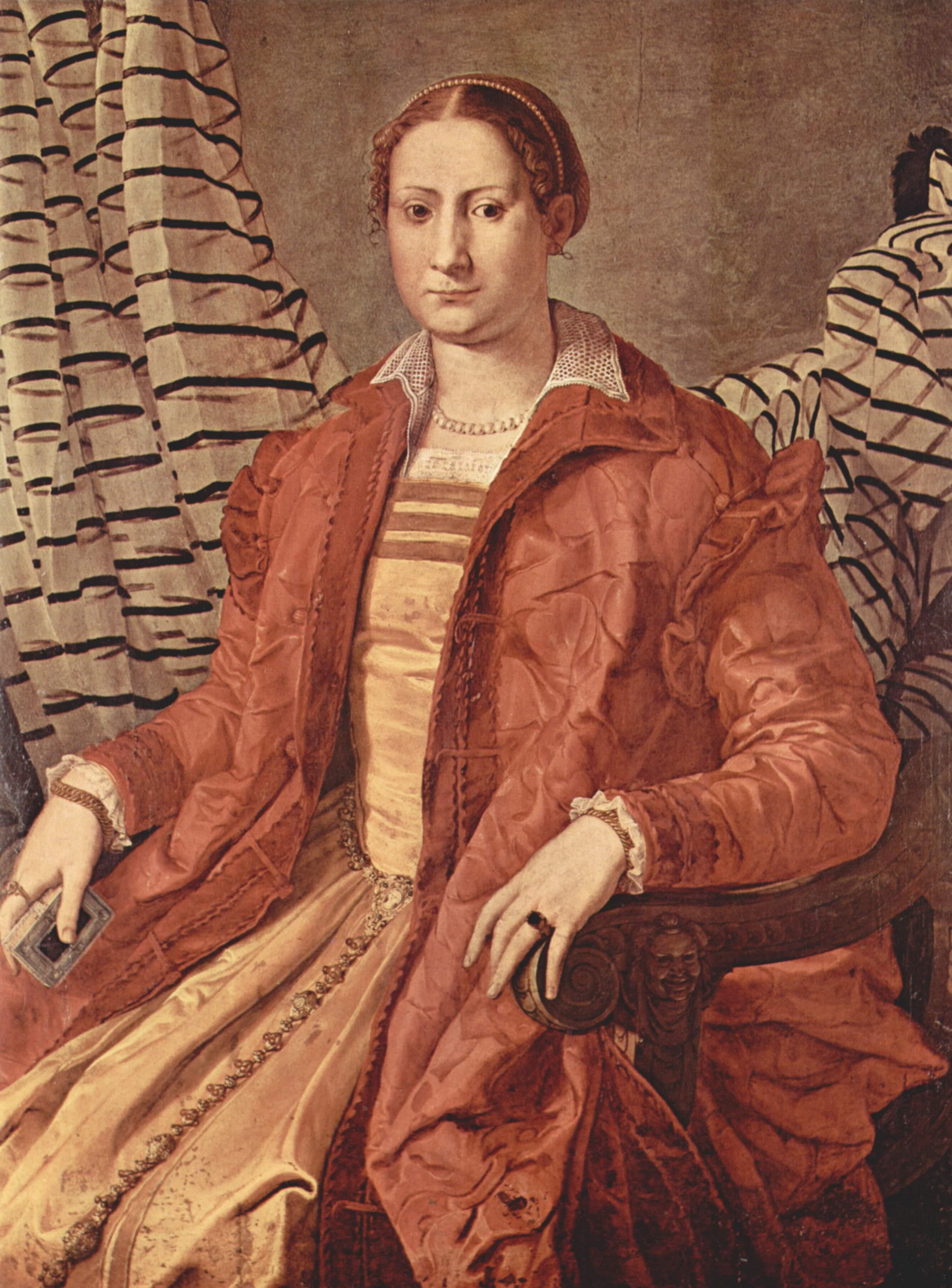 Portrait of Eleonora da Toledo, 1555