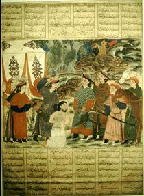 Afrasyab kills Navdar - Ahmad Musa
