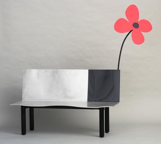 Flower Bench, 2007 - Aki Kuroda