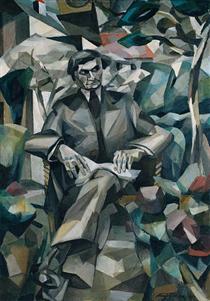 Portrait de Jacques Nayral - Альбер Глез