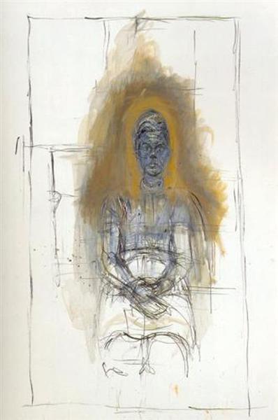 Carolina - Alberto Giacometti