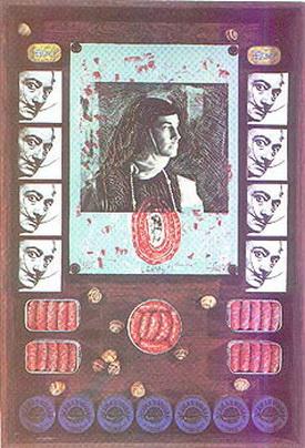 Edna la famosa, 1990 - Alberto Gironella