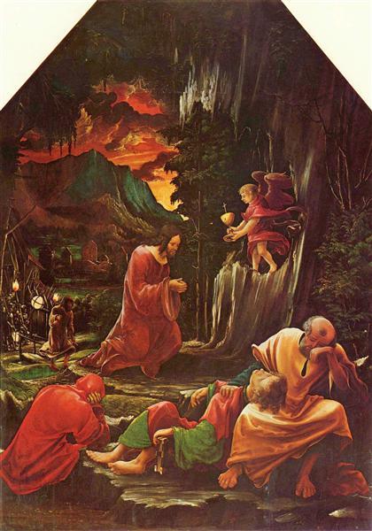Passion of Christ, c.1509 - c.1516 - Albrecht Altdorfer