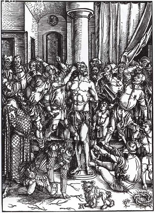 Durer Albrecht Christ sex Nuremberg Renaissance sex Passion Large Flagellation Portuguese water dog Michelanagelo sistine dragon tattoo