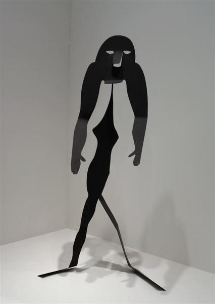 Critter with Mobile Top, 1974 - Alexander Calder