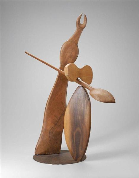 Diana, 1934 - Alexander Calder