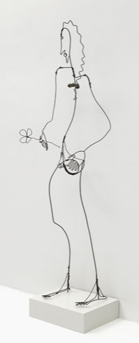 Spring, 1928 - Александр Колдер