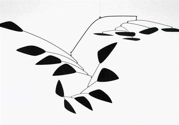 The Y, 1960 - Alexander Calder