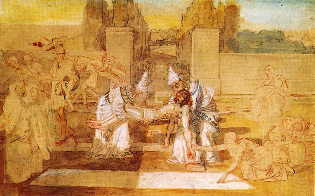 Entombment of Christ, 1855