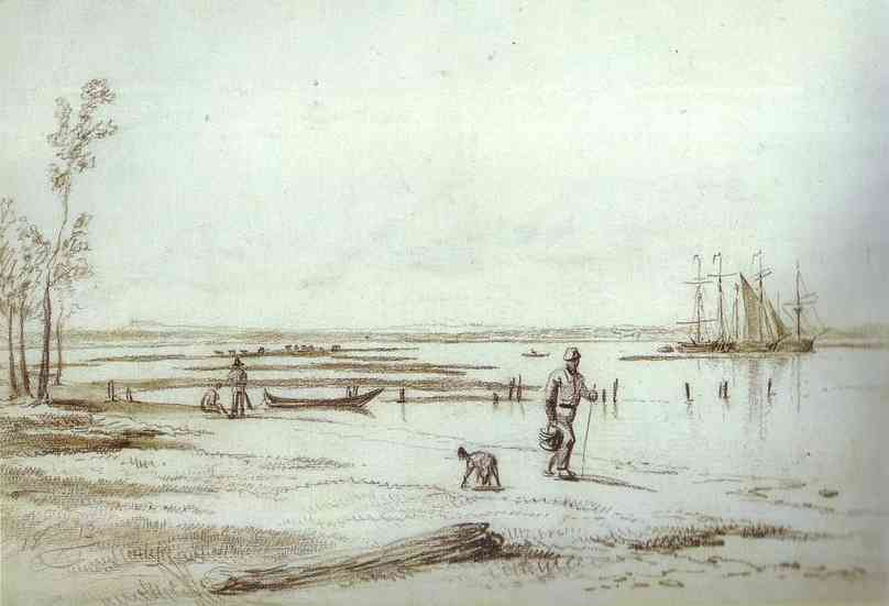 In the Suburbs of St. Petersburg, 1812
