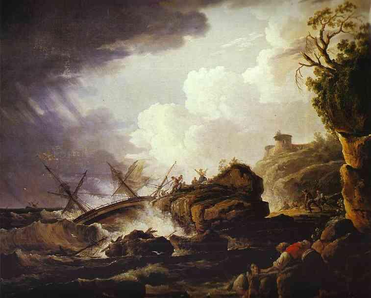Shipwreck, 1809