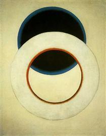 Белый круг - Александр Родченко