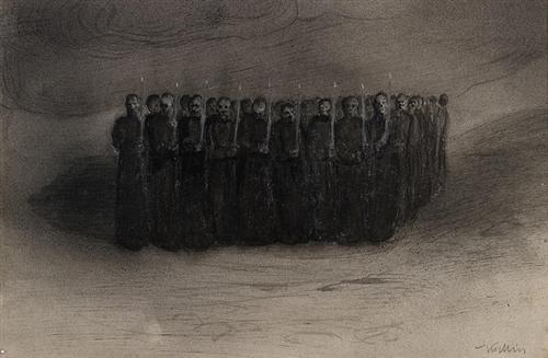 Black Mass - Alfred Kubin