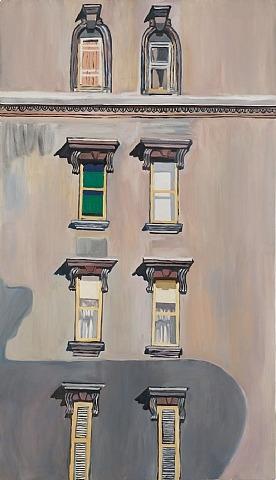 Windows (no. 2), 1965 - Alice Neel