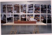 The New Five-Foot Shelf of Books - Allen Ruppersberg